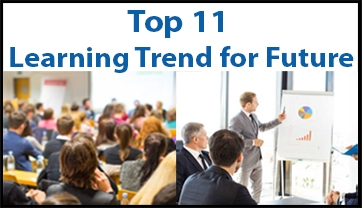Top 11 Learning Trend for Future
