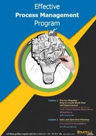 Effective Process Management Program