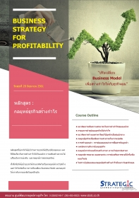 Business Strategy for Profitability