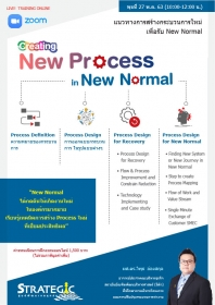 Creating New Process in New Normal