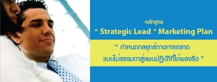 """Strategic Lead"" Marketing Plan"