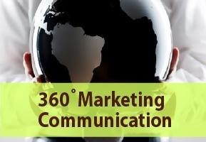 หลักสูตรฝึกอบรม : กลยุทธ์การสื่อสารทางการตลาด 360 องศา