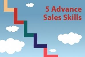 5 Advance Sales Skills