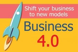 """โปรแกรมหลักสูตร Business 4.0 """"ก้าวเข้าสู่โมเดลยุคธุรกิจ 4.0"""""""