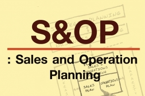 S&OP: Sales and Operation Planning