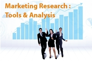 Marketing Research : Tools & Analysis