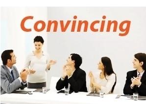 Convincing