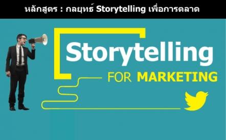 Storytelling for Marketing