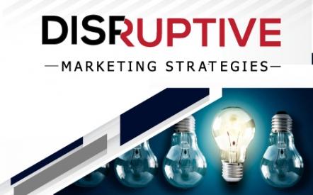 Disruptive Marketing Strategies