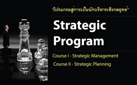 Strategic Program