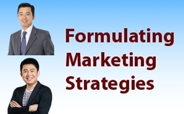 Formulating Marketing Strategies