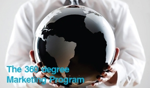 The 360 degree Marketing Program