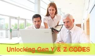 Unlocking Gen Y & Z CODES ©